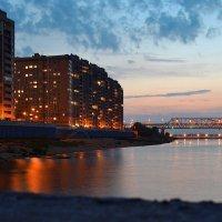 Засыпающий город :: Анна Шибалина