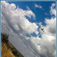 В небо Африки! :: Евгений Печенин