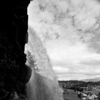 У вершины водопада (Норвегия) :: Олег Неугодников