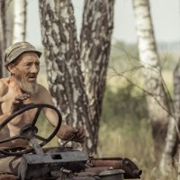 Сенокос :: Александра Гаранькина