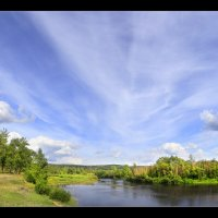 Река Уфа :: Валерий Ушаков