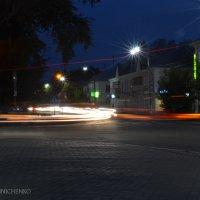 Ночь, улица, дорога... :: Андрей Мирошниченко