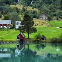 Где-то в Норвегии :: Sergey Dzuba
