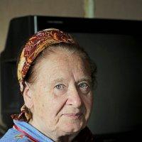 My Grandma :: Alex Okhotnikov