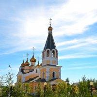 церковь :: Александр Желинский