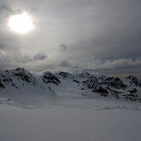 холодное солнце :: Михаил Генаев