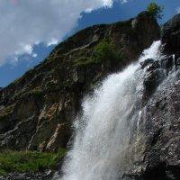 Водопад в ущелье Мырды :: Светлана Попова