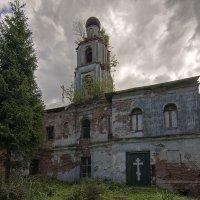 Церковь Пророка Илии :: Сергей Котусов