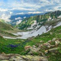Восточный склон Большого Зуба :: Александр Хлебников