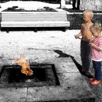 дети и память... :: Елена Баландина