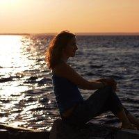 На море :: Анна Тимофеева