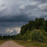 Перед грозой :: Александр Каримов