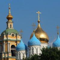 Новоспасский монастырь :: Сергей Михальченко