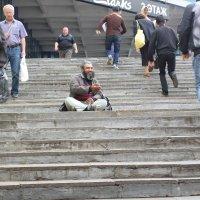 нищий мусульманин :: smibpress Соломатин