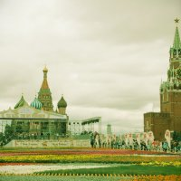 Red Square :: Uliyana Makshanova