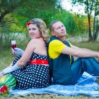 Сергей и Анюта :: Katya Briz