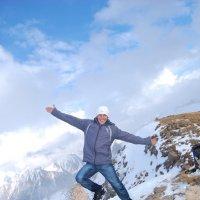 горы :: Валерий Цыфлер