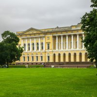 Русский музей. :: Сергей Исаенко