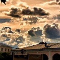 clouds ... :: Роман Шершнев