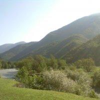 Горы Абхазии :: Татьяна Степанова