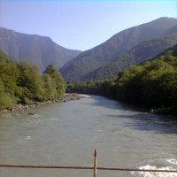 Горная река :: Татьяна Степанова