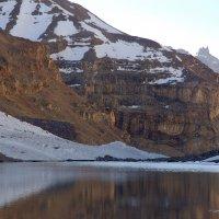 горное озеро :: Михаил Генаев