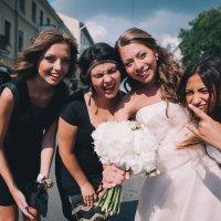 Свадьба подруги :: Виолетта Попова
