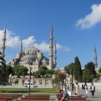 Мечеть Султанахмет :: Vlad Yeven