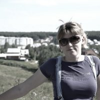 Красноярский край Бородино. :: Сибирь Эвенкия Евгений Щербаков