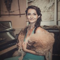 В охотничьем ресторане :: Olesya Santal