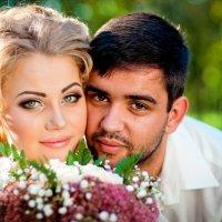 я и мой любимый муж :: Анастасия Уснулова