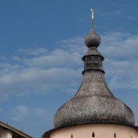 Башня ростовского кремля :: Михаил Малец