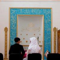 В мечети :: Михаил Третьяков