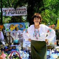 украиночка :: Лилия Шахваладян