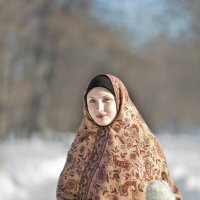Барышня-крестьянка :: Яэль (Юлия Ситохова)