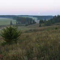 Заход Луны :: Валерий Молоток