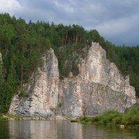 Река Чусовая :: Сергей Комков