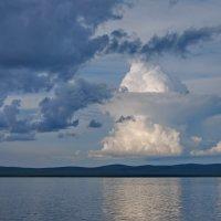 Хакасия. Над озером Шира :: Татьяна Аистова