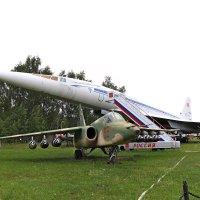 Су-25 и Ту-144 :: Andrew