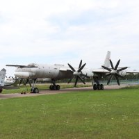 Ту-95 дальний стратегический бомбардировщик :: Andrew