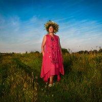Царица лугов и полей ) :: Марина Ломина