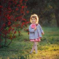 Девочка в парке :: Елена Самсоненко