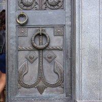 Дверь Морского собора :: Nina Karyuk