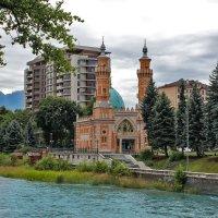 Владикавказ.Мечеть :: Ольга Зубова