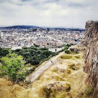 Вид на Эдинбург :: Сергей Беличев