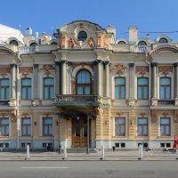Дом на Английской набережной :: Вера Щукина