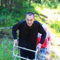 Восстановление после травмы... :: Александр Широнин