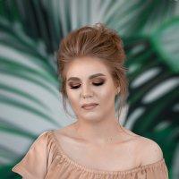 Вечерний макияж :: Malinka Art Galina Paigetova