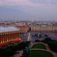 Исаакиевская площадь :: Алексей Афанасьев