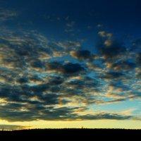 Закат в Якутии :: Ренат Ахметов